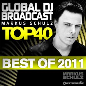Global Dj Broadcast Top 40 - Best of 2011