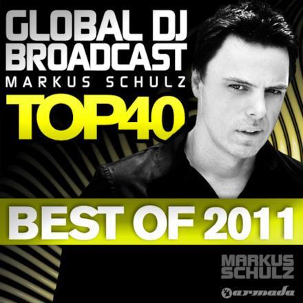 Global Dj Broadcast Top 40 - Best of 2011