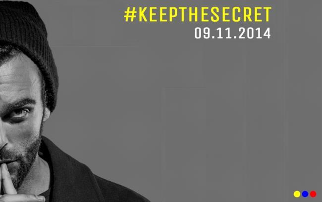 Marco Mengoni concorso #keepthesecret