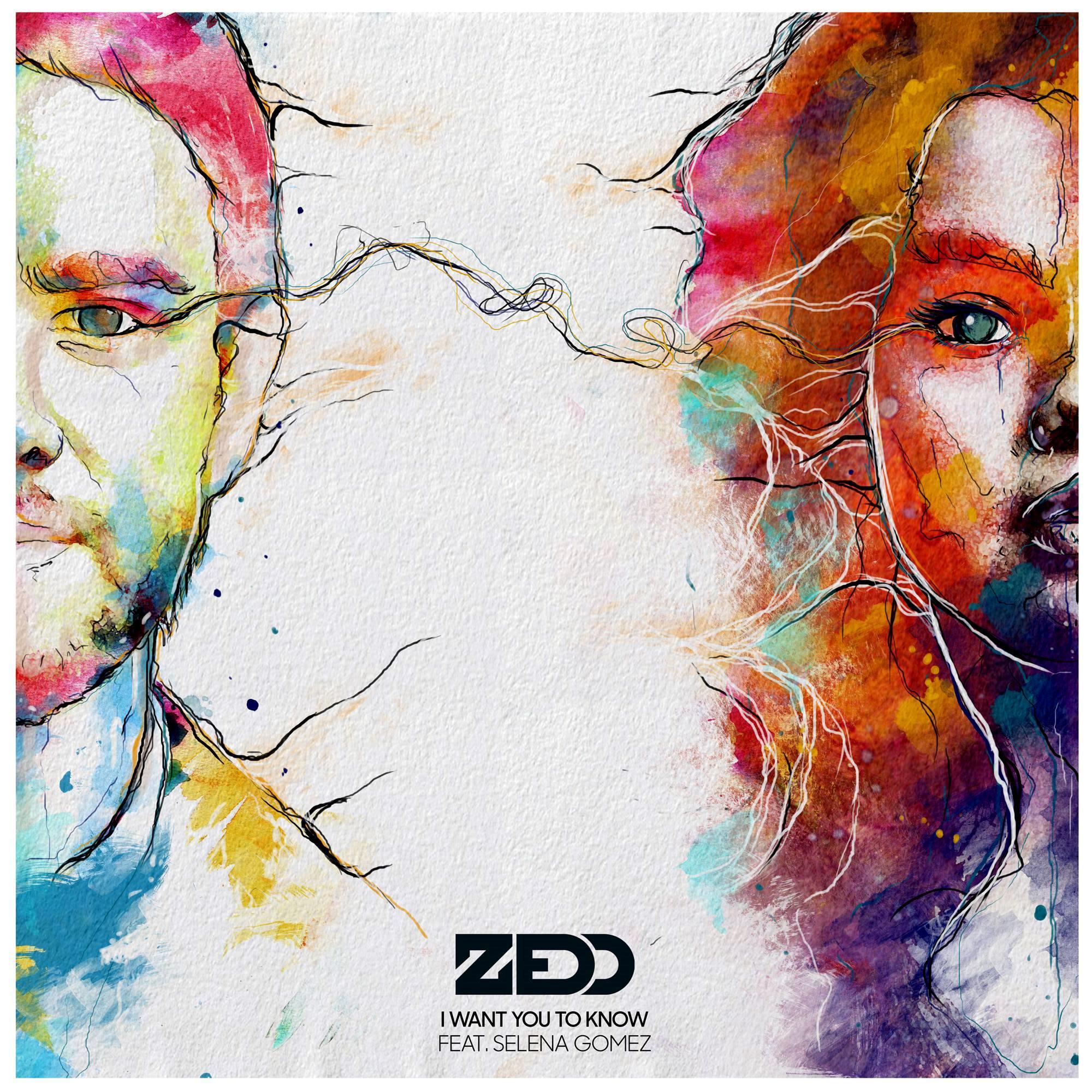La copertina del singolo di Selene Gomez e Zedd,