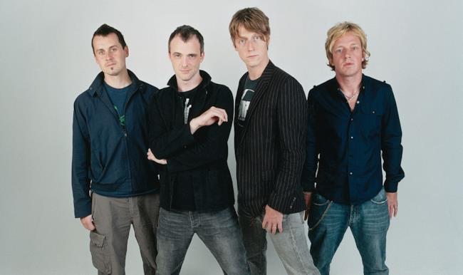Il gruppo rock scozzese Travis