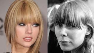 Taylor Swift sarà Joni Mitchell nel film Girls Like Us: no, please!