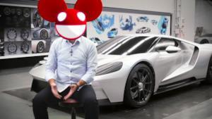 Deadmau5 è tra i 500 selezionati per l'acquisto della Ford GT 2017