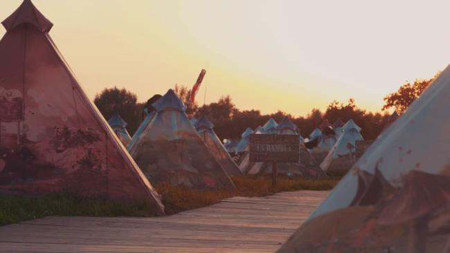 Le soluzioni per dormire al Tomorrowland