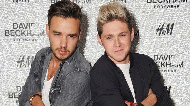 Liam Payne e Niall Horan dei One Direction