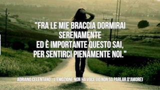 Adriano Celentano: le migliori frasi delle canzoni