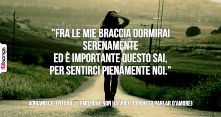 Adriano Celentano Le Migliori Frasi Delle Canzoni Allsongs