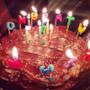 La torta per i 26 anni di Rihanna