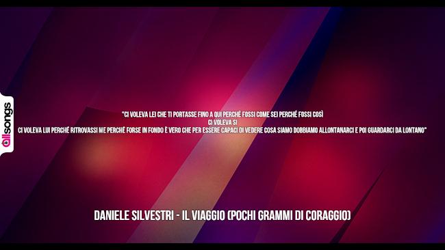 Daniele Silvestri: le migliori frasi dei testi delle canzoni