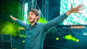 Il tour promozionale attraverso l'America di Zedd prosegue mentre l'album sarà rilasciato a breve