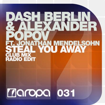 Steal You Away (feat. Jonathan Mendelsohn) - Single