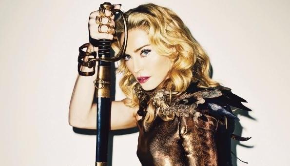 Madonna con la spada