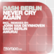 Never Cry Again (Remixes)