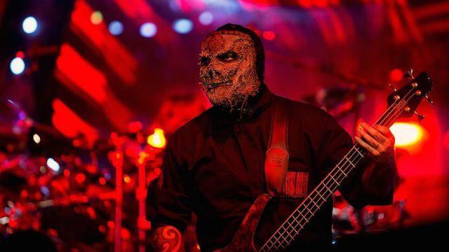 Il bassista degli Slipknot, Alex Venturella.