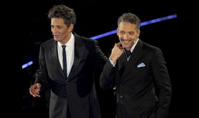 I fratelli Rosario e Beppe Fiorello