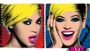 Beyoncé pop art