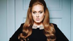 Classifica UK 9 novembre 2015, Adele è sempre in cima