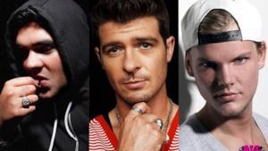 Classifica canzoni 13 luglio 2013: dominano le straniere, da Naughty Boy ad Avicii