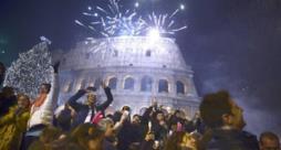 Capodanno ai Fori Imperiali di Roma