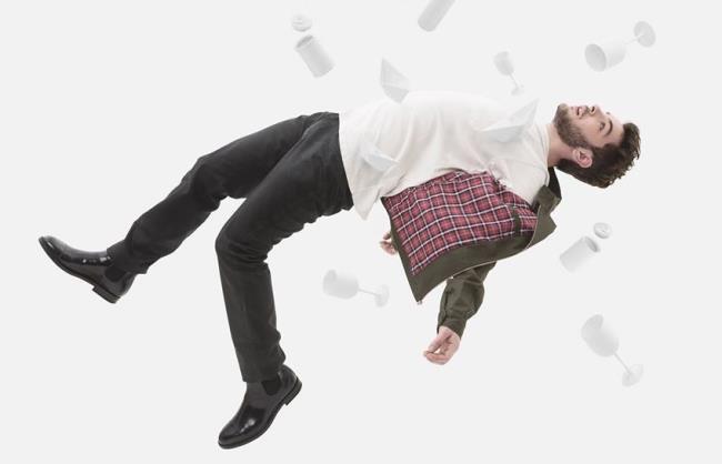 Lorenzo Fragola - Zero Gravity 2016