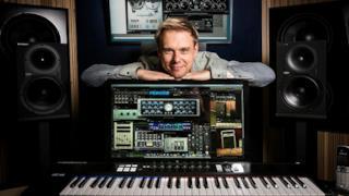 Armin Van Buuren new album