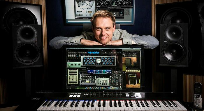 Armin Van Buuren ghost producers