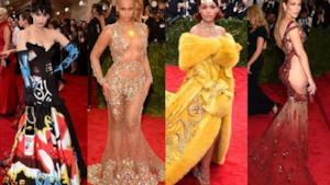 Tutte le popstar ospiti al Met Gala 2015, da Beyoncé a Rihanna