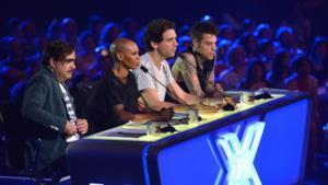 I 4 giudici di X Factor 9 durante i Bootcamp di Torino