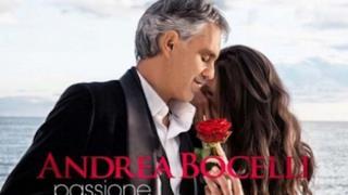 Andrea Bocelli: il nuovo album Passione con Jennifer Lopez e Nelly Furtado