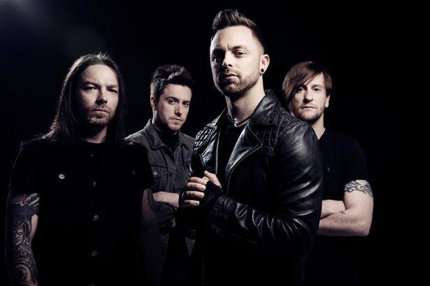 Bullet For My Valentine, gruppo metal britannico