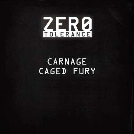 Caged Fury - EP