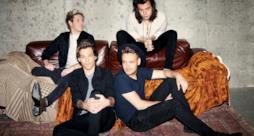 I 4 membri degli 1D sulla copertina di Made in the A.M.