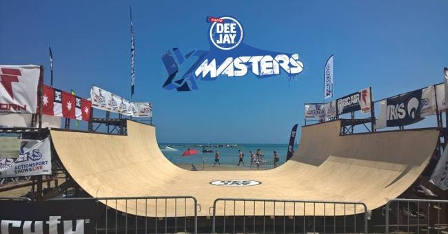 Radio Deejay XMasters - lineup 2016