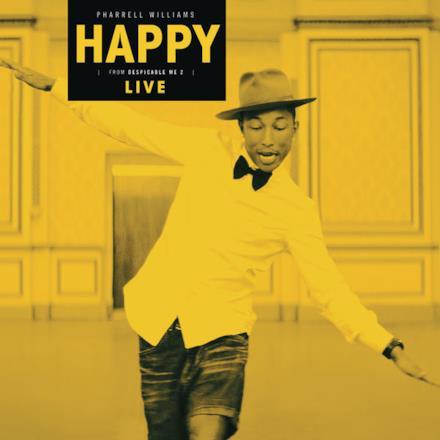 Happy (Live) - Single