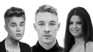 Nel prossimo album di Diplo compariranno anche le popstar Justin Bieber e Selena Gomez