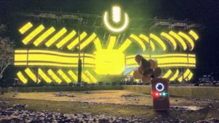 L'aftermath dell'Ultra Music Festival.