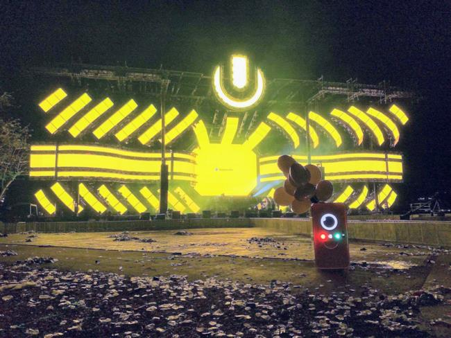 L'aftermath dell'Ultra Music Festival.