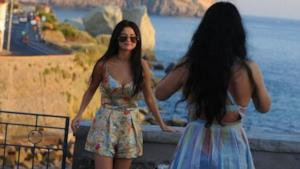 Vacanza in Italia per Selena Gomez: i look dell'estate 2014