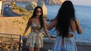 Vacanza in Italia per Selena Gomez: i look dell'estate 2014