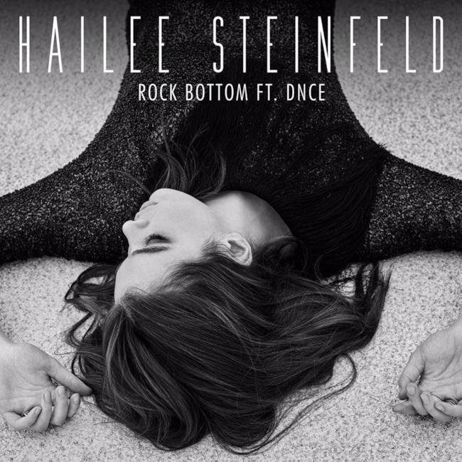 Rock Bottom cover single