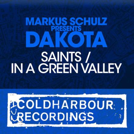 Saints / In a Green Valley (Remixes)