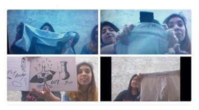 Fotogrammi dal video del borsone rubato a Zayn Malik