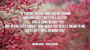 Bruno Mars: le migliori frasi dei testi delle canzoni