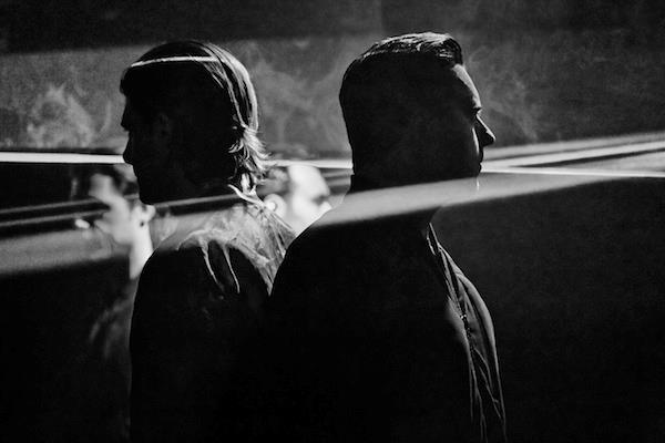 I due DJ svedesi Axwell Ʌ Ingrosso