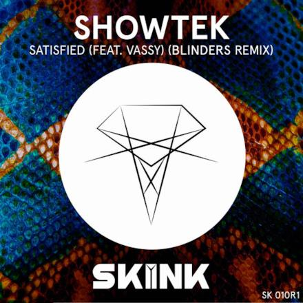 Satisfied (feat. Vassy) [Blinders Remix] - Single