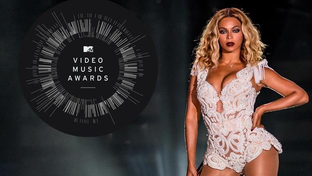 MTV VMAs 2014 con Beyoncé