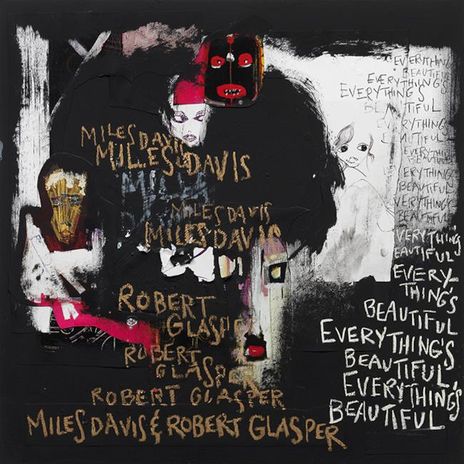 Copertina disco Everything's Beautiful Robert Glasper
