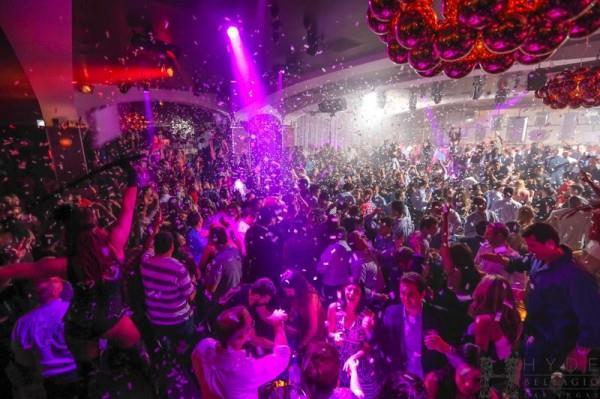 Uno dei più lussuosi Nightclub al mondo, Hyde Bellagio