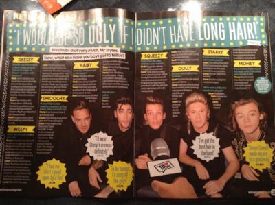 L'intervista rilasciata dagli One Direction