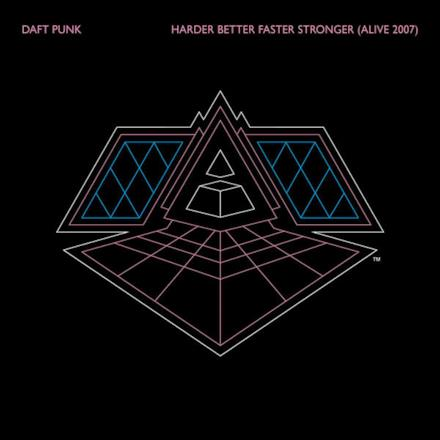 Harder Better Faster Stronger (Live) [Radio Edit] - Single
